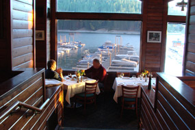 Menu For Ducey 39 S On The Lake Restaurant For Fine Dining At